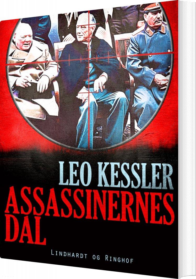 Assassinernes Dal - Leo Kessler - Bog