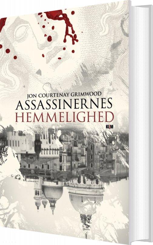 Image of   Assassinernes Hemmelighed - Jon Courtenay - Bog