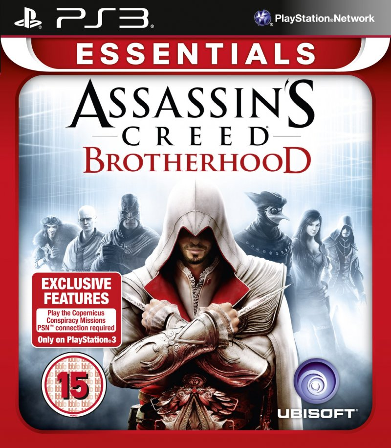 Image of   Assassins Creed Brotherhood - Essentials - PS3