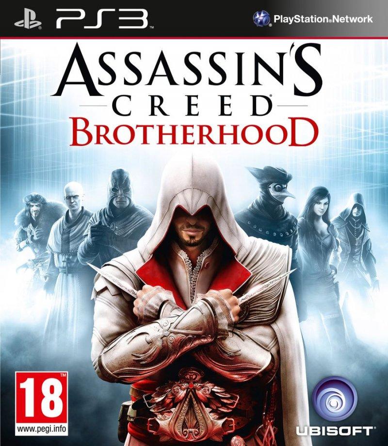 Image of   Assassins Creed: Brotherhood - PS3