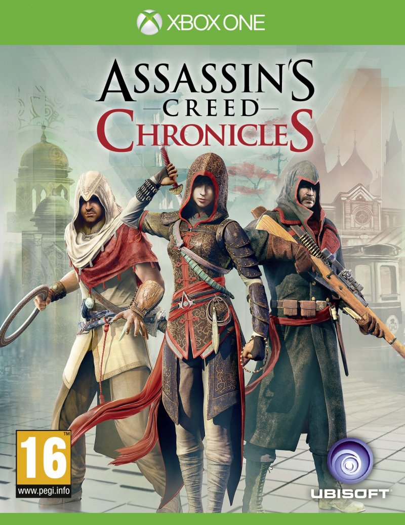 Image of   Assassin's Creed: Chronicles (uk) - Xbox One