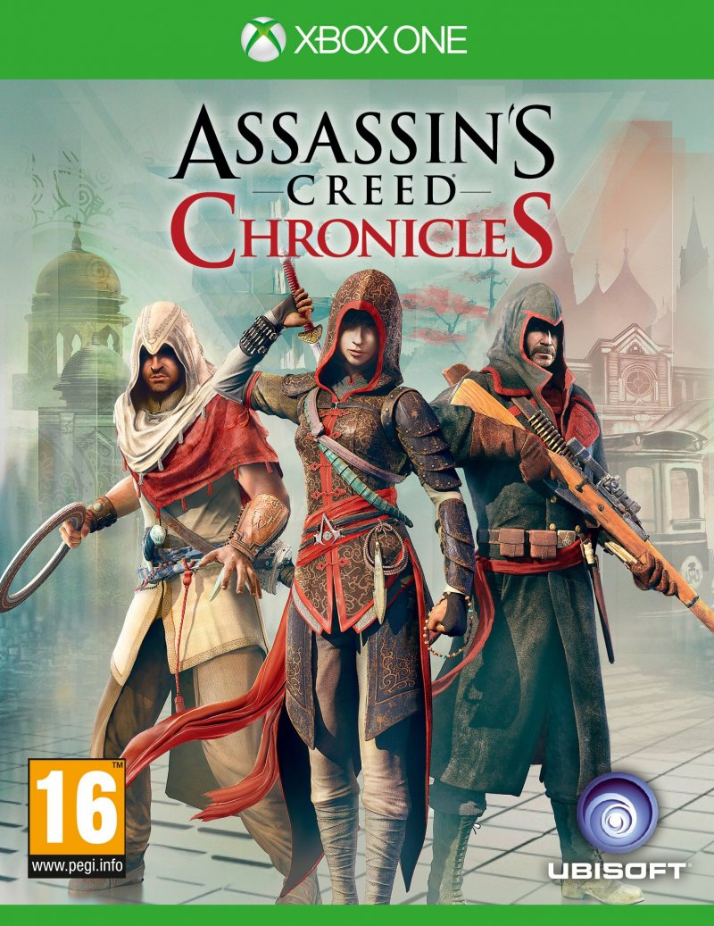 Image of   Assassin's Creed: Chronicles (nordic) - Xbox One