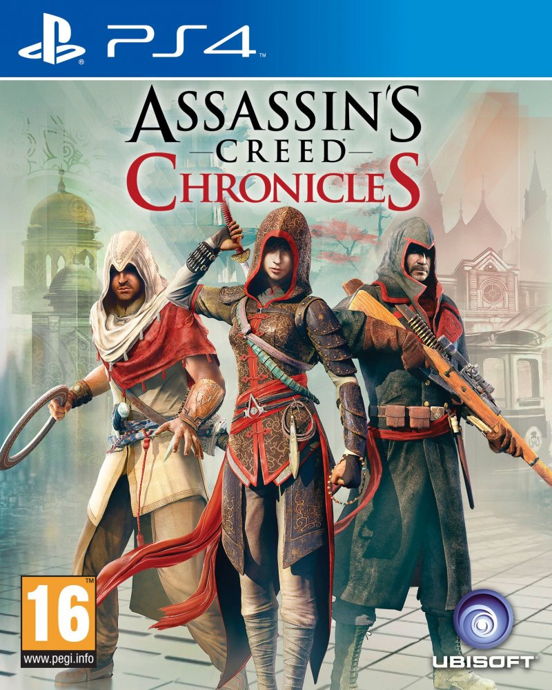 Image of   Assassins Creed: Chronicles (nordic) - PS4