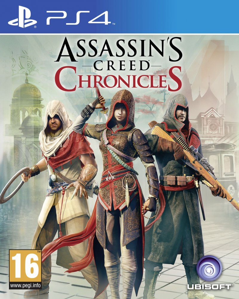 Image of   Assassins Creed: Chronicles - PS4