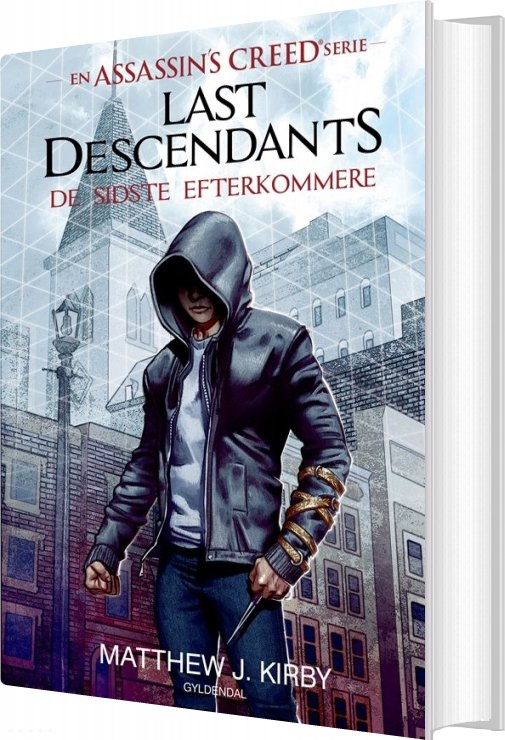 Image of   Assassins Creed - Last Descendants: De Sidste Efterkommere 1 - Matthew J. Kirby - Bog