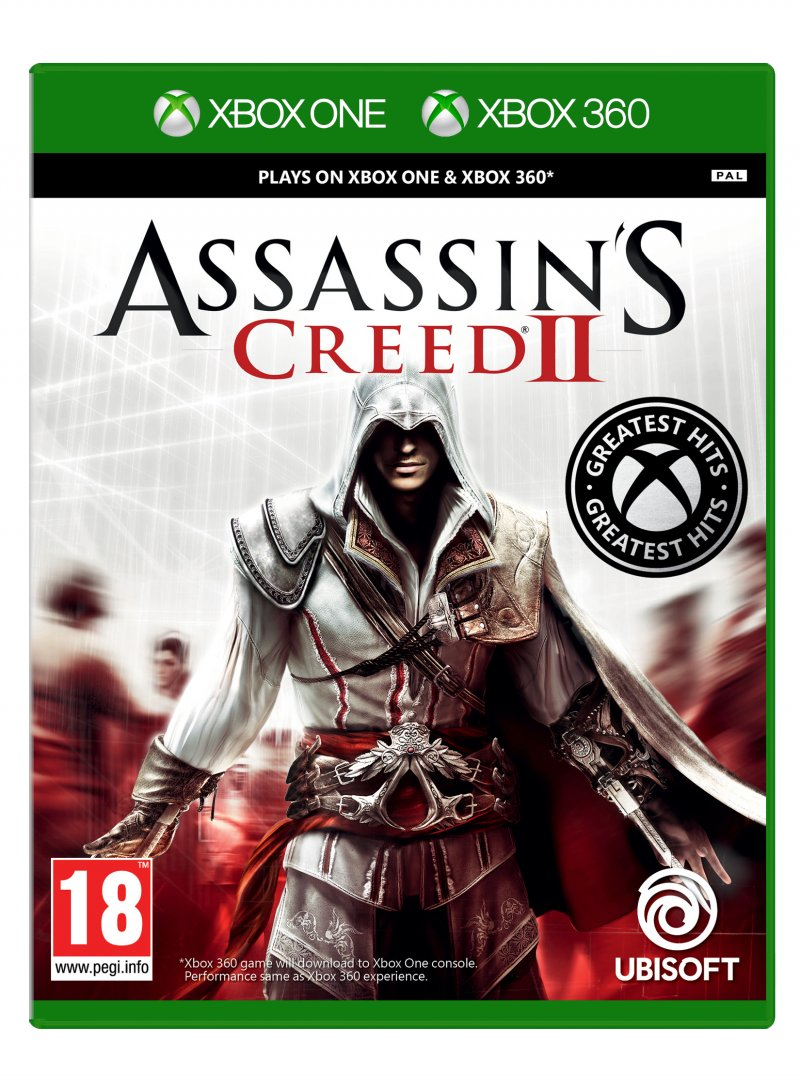 Image of   Assassins Creed Ii (2) - Xbox 360