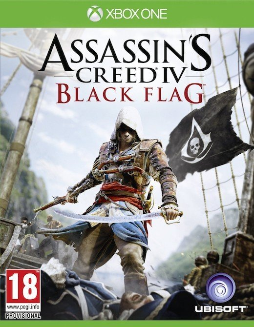 Image of   Assassins Creed Iv (4) Black Flag (nordic) - Xbox One