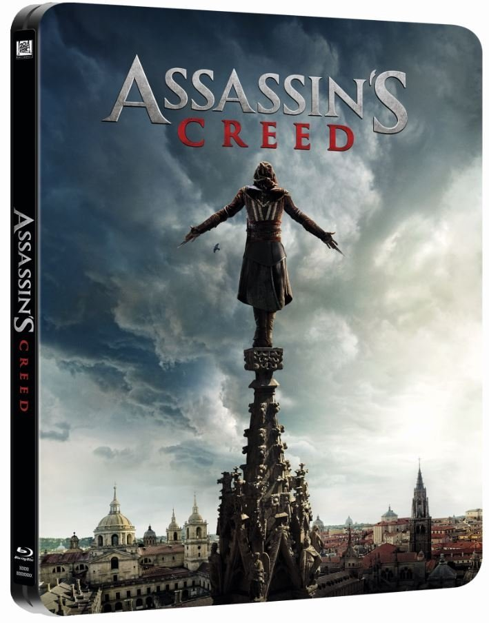 Assassins Creed - Limited Steelbook Edition - 3D Blu-Ray