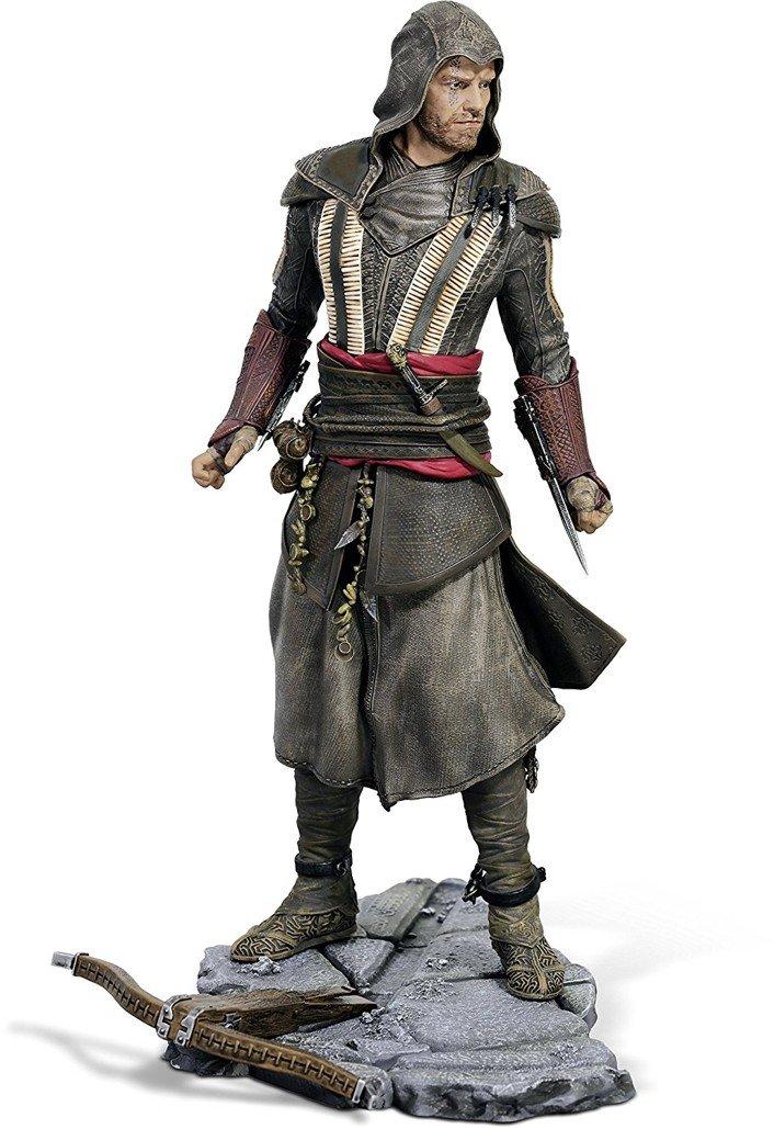 Image of   Assassins Creed Movie - Aguilar Figur - 24 Cm