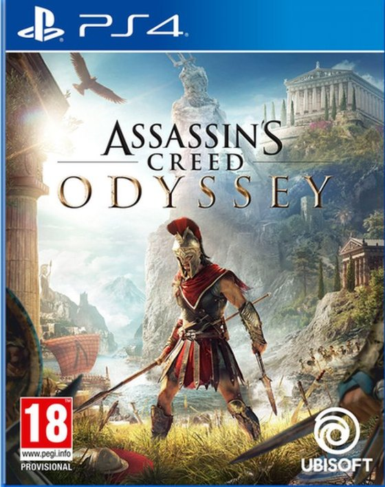 Image of   Assassins Creed: Odyssey - PS4