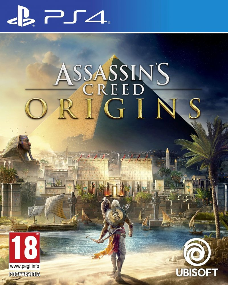 Assassins Creed: Origins - PS4