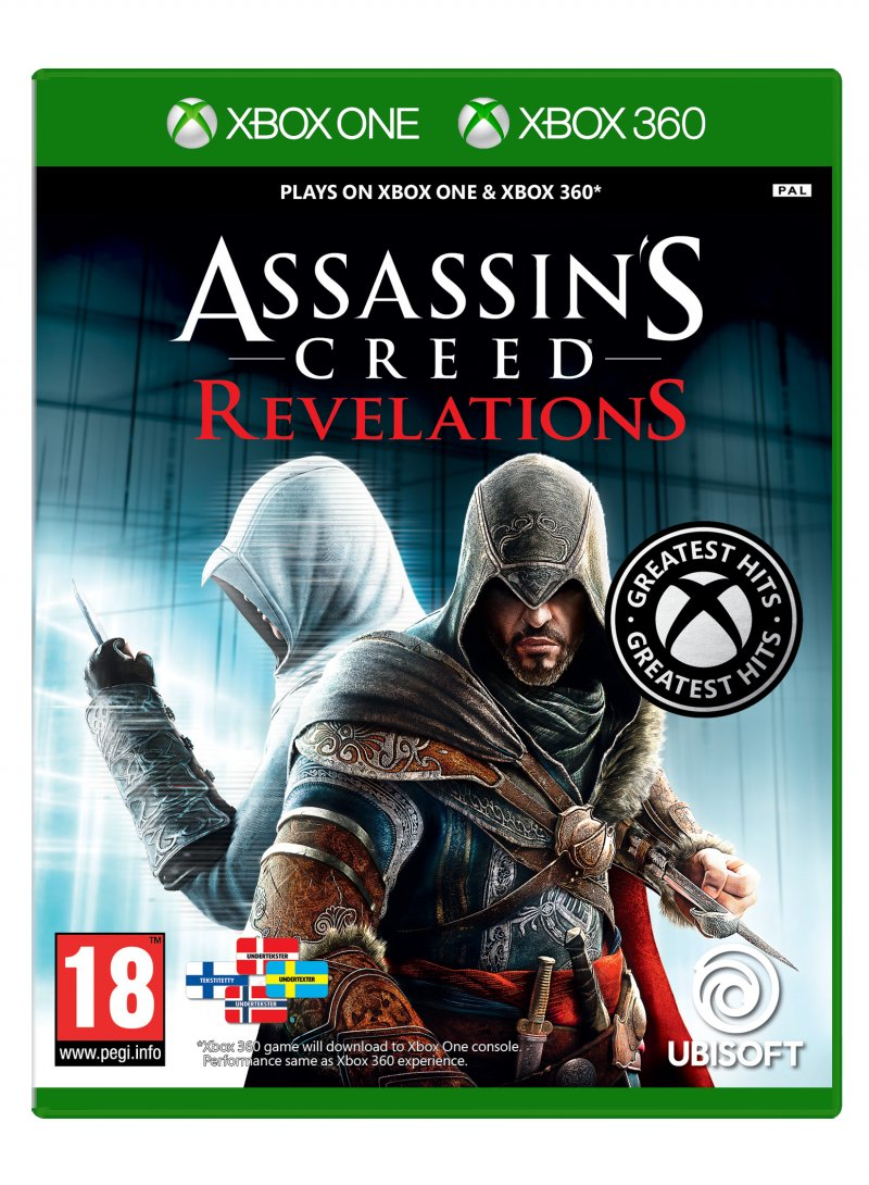 Image of   Assassins Creed Revelations (classics) - Xbox 360