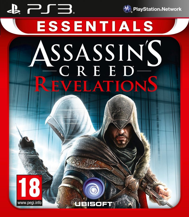 Image of   Assassins Creed Revelations (essentials) - Dk - PS3
