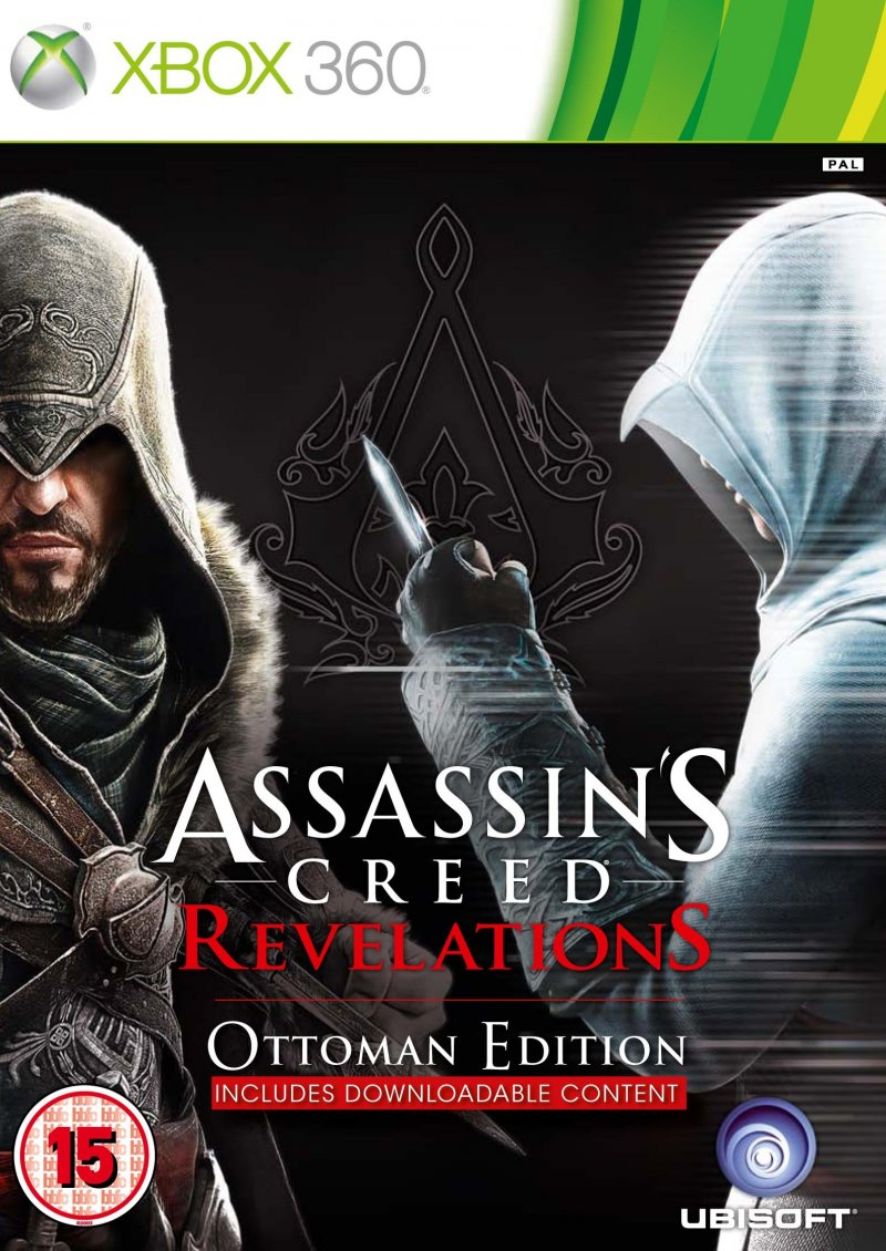 Image of   Assassins Creed Revelations Ottoman Edition - Xbox 360