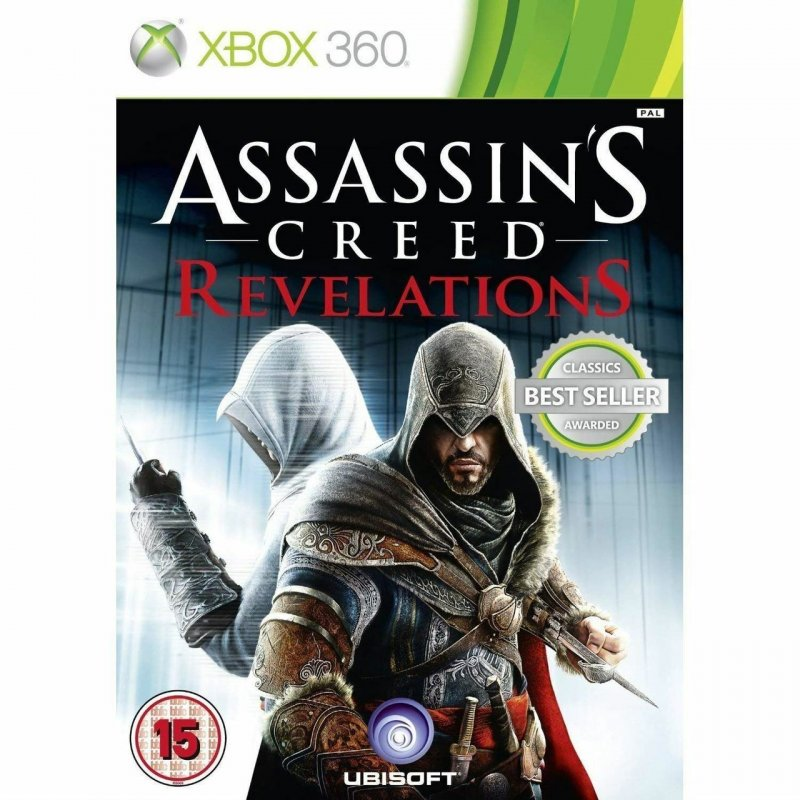 Image of   Assassins Creed Revelations - Xbox 360