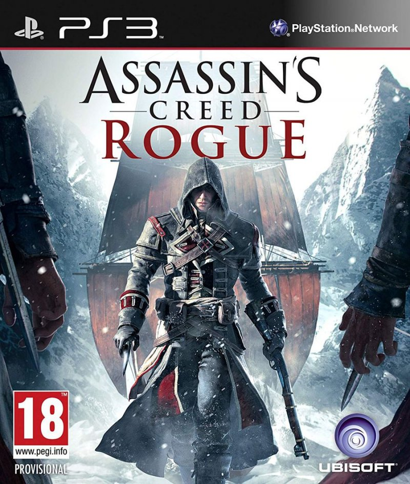 Assassins Creed Rogue (essentials) - PS3