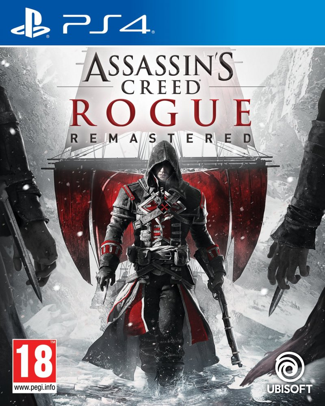 Image of   Assassins Creed: Rogue Remastered - PS4