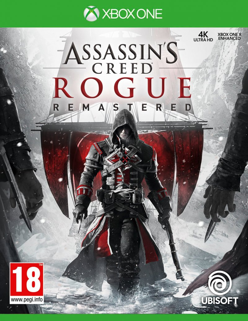 Image of   Assassins Creed: Rogue Remastered - Xbox One
