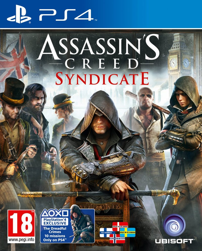 Image of   Assassins Creed: Syndicate (nordic) - PS4