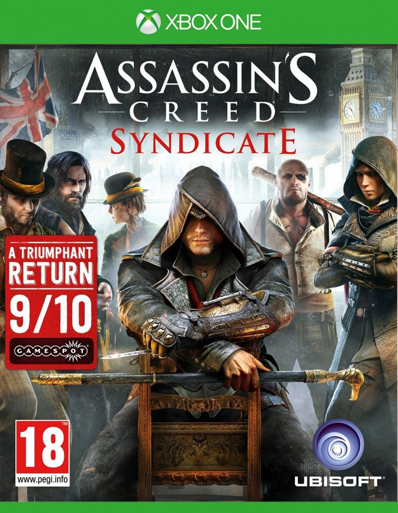 Image of   Assassin's Creed: Syndicate - Xbox One