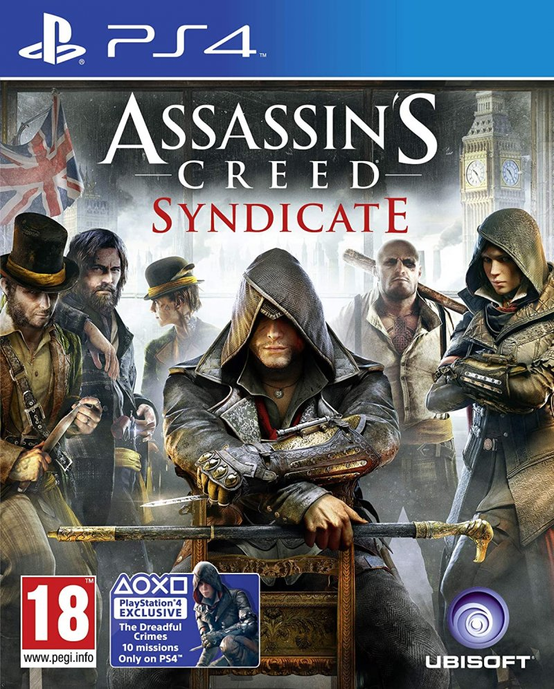 Image of   Assassins Creed: Syndicate - PS4