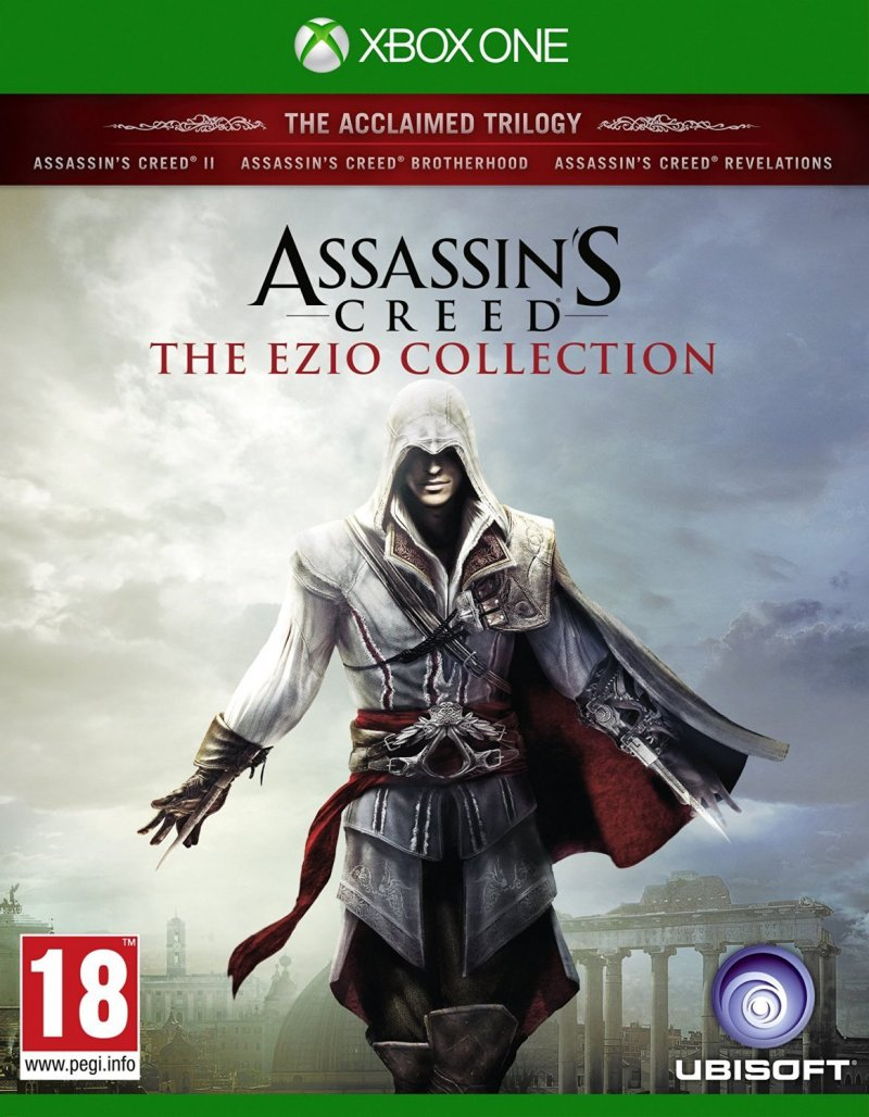 Image of   Assassin's Creed: The Ezio Collection (nordic) - Xbox One