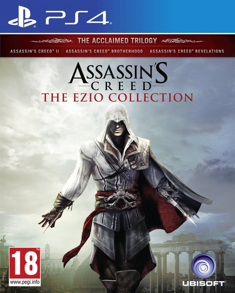 Image of   Assassins Creed: The Ezio Collection (nordic) - PS4