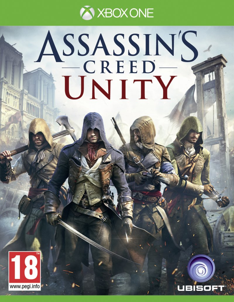 Image of   Assassins Creed: Unity (nordic) - Xbox One