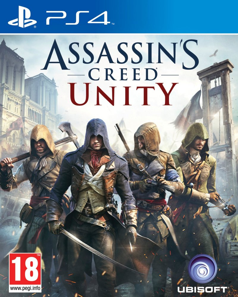 Image of   Assassins Creed: Unity (nordic) - PS4