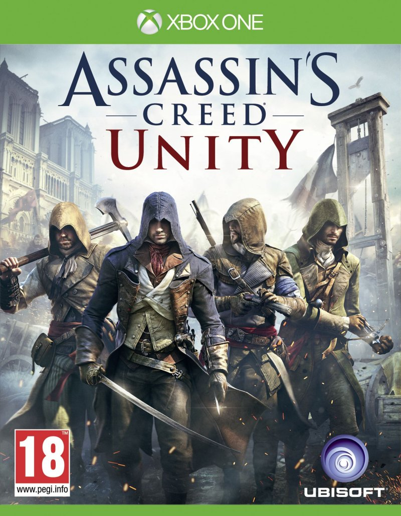 Image of   Assassin's Creed: Unity - Xbox One