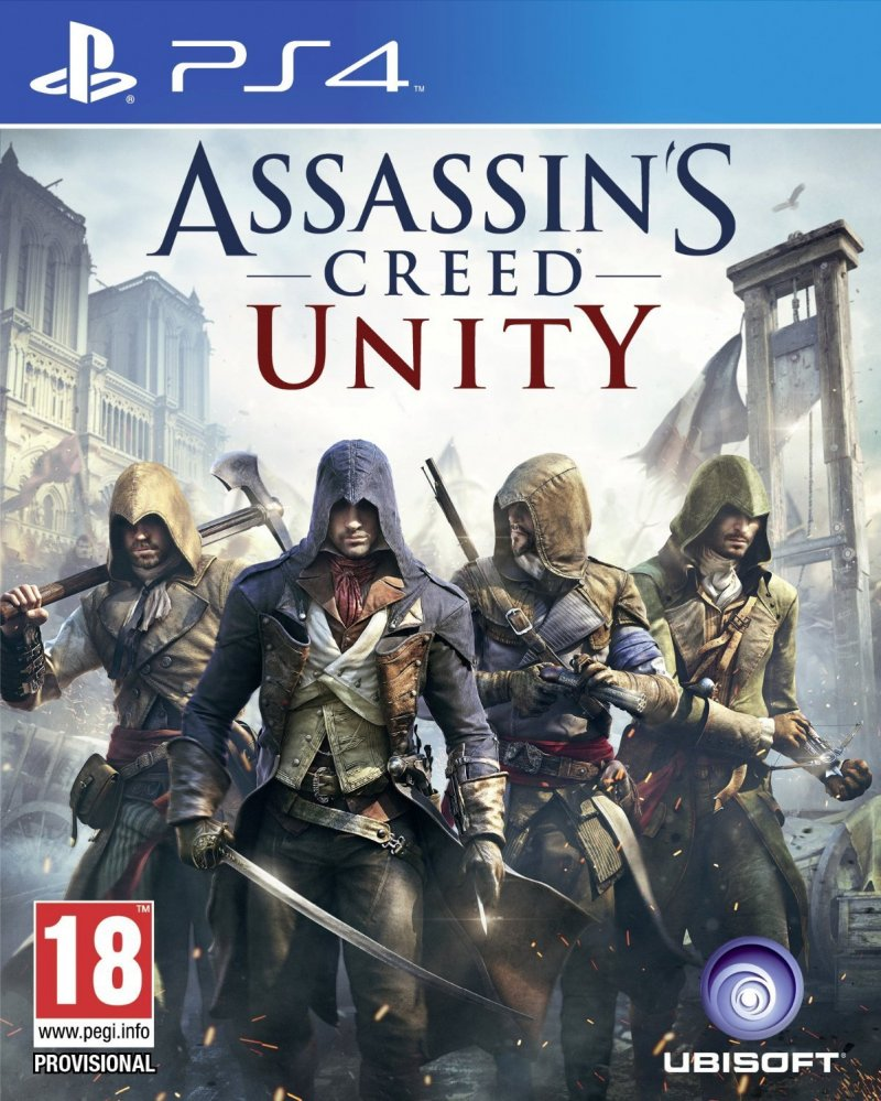Image of   Assassins Creed: Unity - PS4