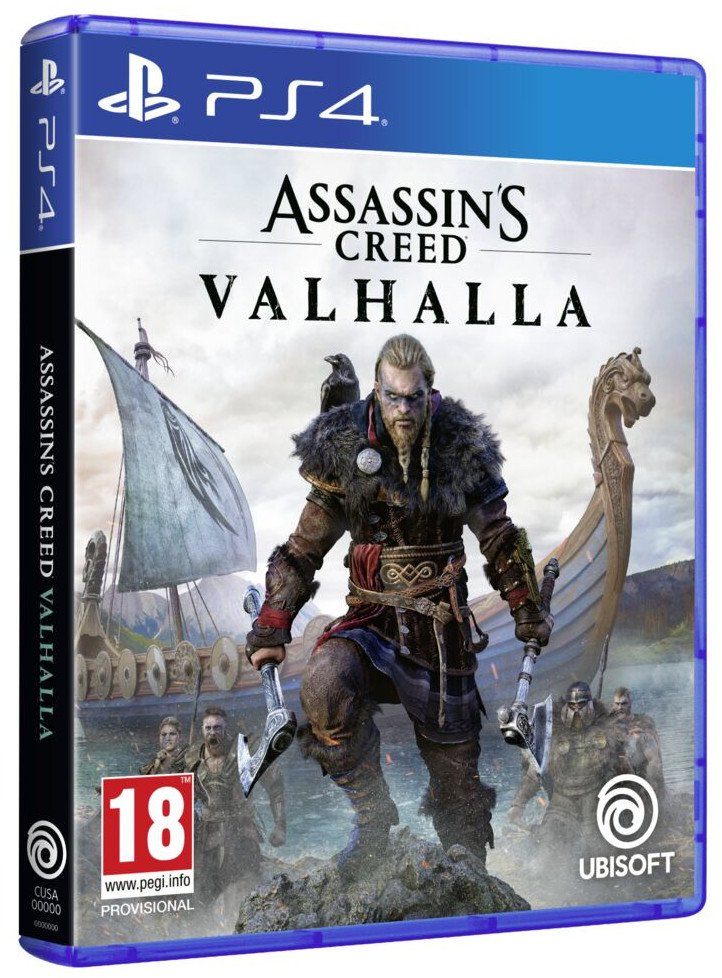 Image of   Assassins Creed: Valhalla - PS4