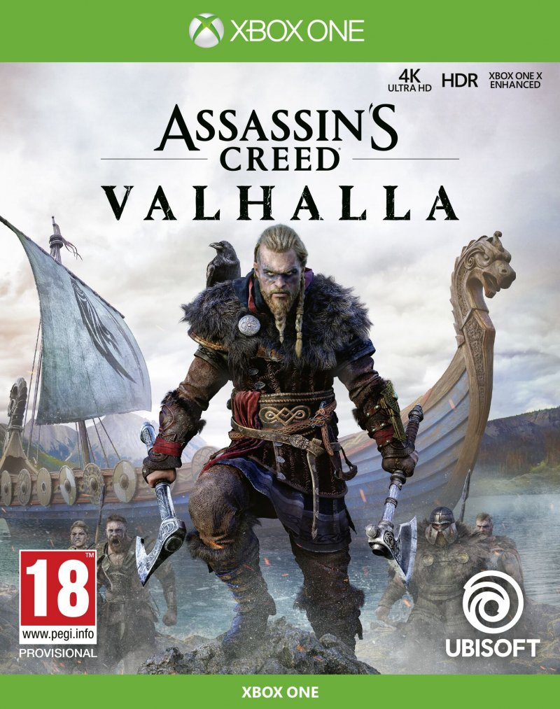 Image of   Assassins Creed: Valhalla - Xbox One