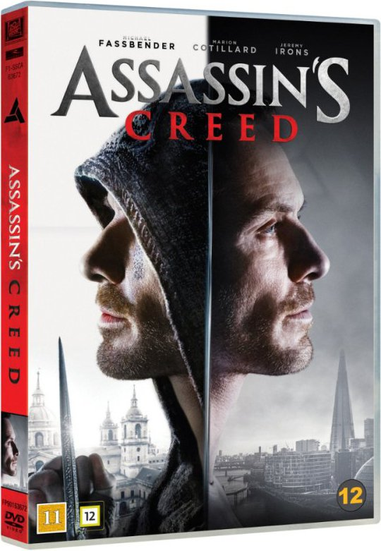 Image of   Assassins Creed - DVD - Film