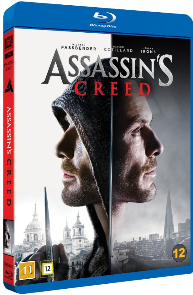 Image of   Assassins Creed - Blu-Ray