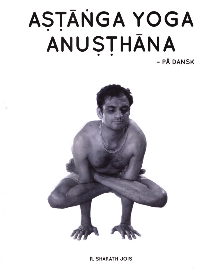 Image of   Astanga Yoga Anusthana - R. Sharath Jois - Bog