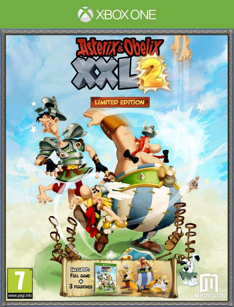 Image of   Asterix & Obelix Xxl2 - Xbox One