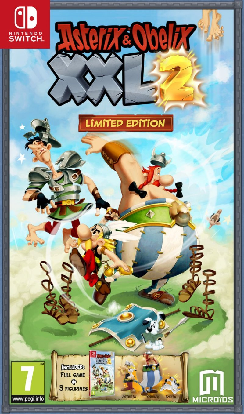 Image of   Asterix & Obelix Xxl2 - Nintendo Switch