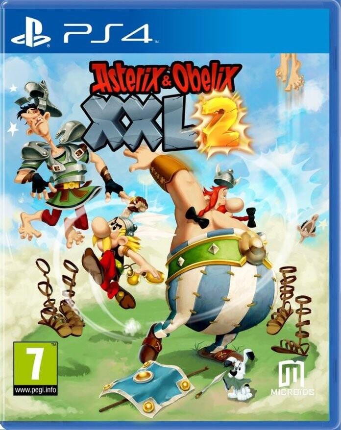 Image of   Asterix & Obelix Xxl2 - PS4
