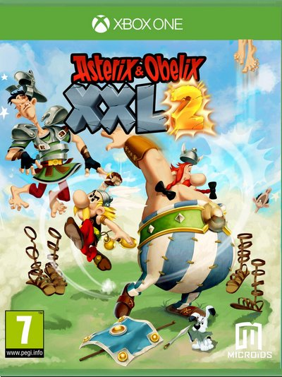 Image of   Asterix & Obelix Xxl2 - Xbox One