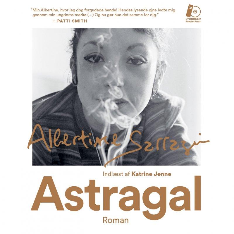 Image of   Astragal - Lydbog - Albertine Sarrazin - Cd Lydbog