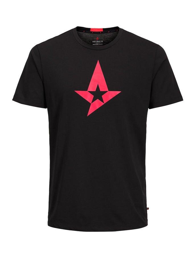 Image of   Astralis Logo T-shirt - Str. 10 år