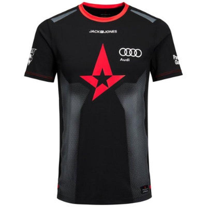 Image of   Astralis Logo T-shirt - Str. 12 år