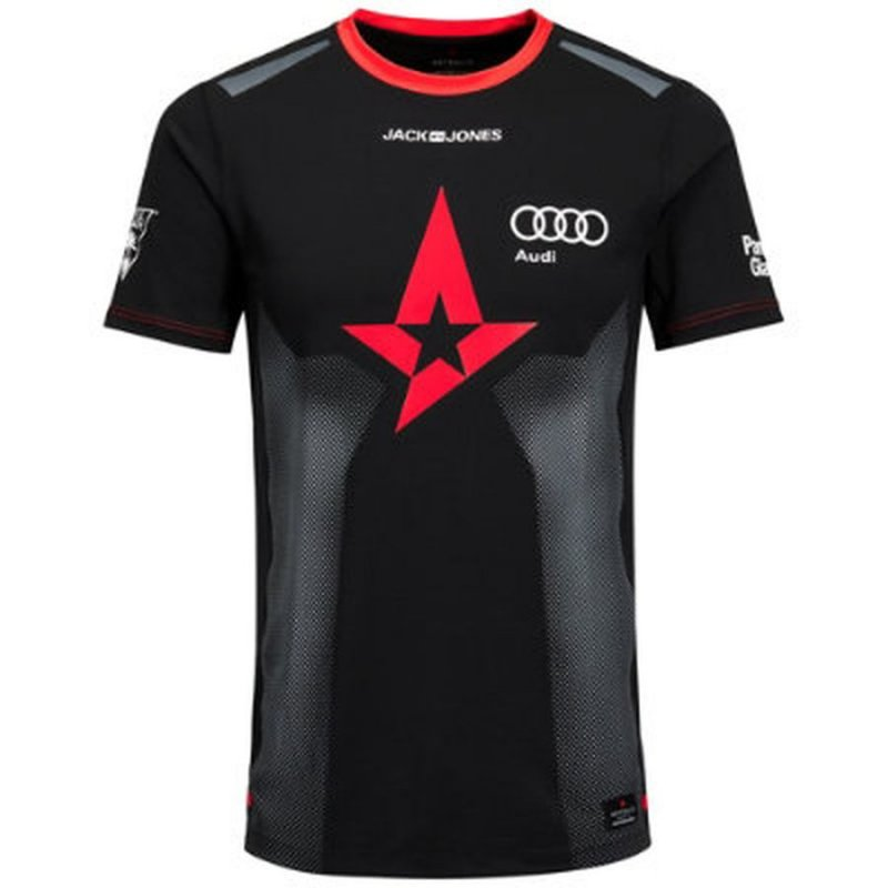 Image of   Astralis Logo T-shirt - Str. L