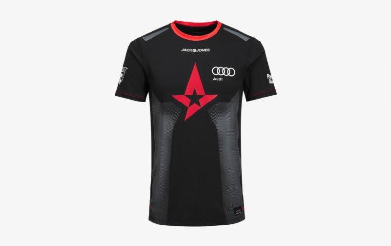 Image of   Astralis Logo T-shirt - Str. M