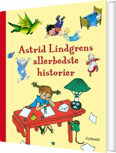 Image of   Astrid Lindgrens Allerbedste Historier - Astrid Lindgren - Bog