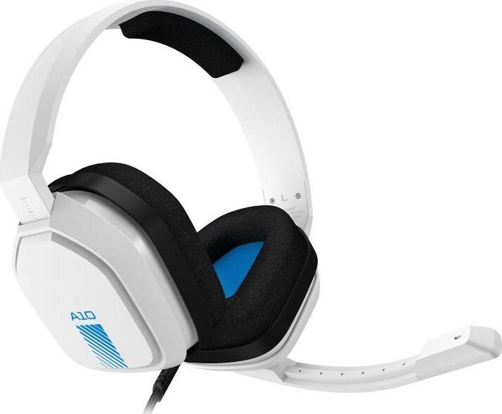 Billede af Astro A10 - Ps4 Gaming Headset Med Mikrofon - Hvid
