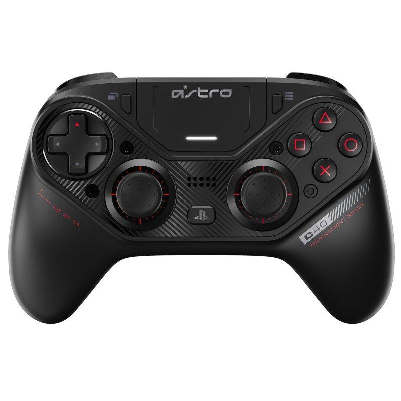 Image of   Astro C40 Tr Controller Til Ps4 Og Pc - Sort