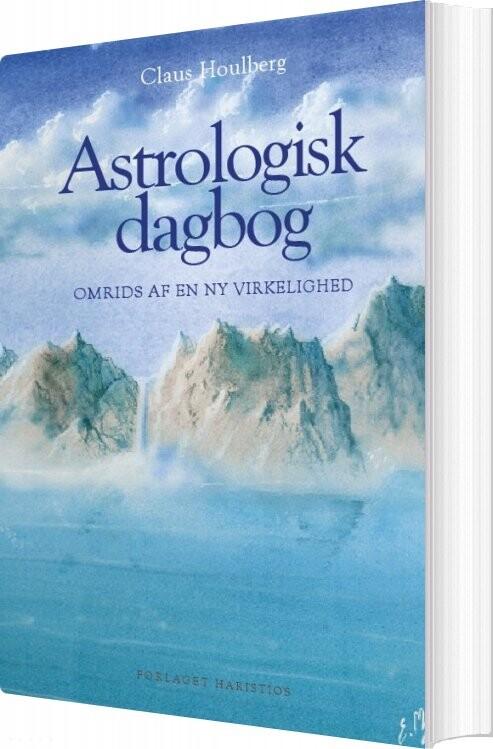 Image of   Astrologisk Dagbog - Claus Houlberg - Bog