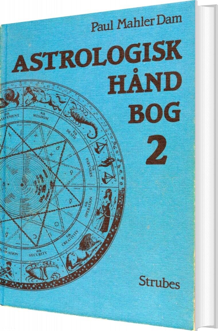 Image of   Astrologisk Håndbog 2 - Paul Mahler Dam - Bog
